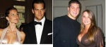 Tom Brady and Gisele Bundchen - Tim Tebow and Lucy Pinder
