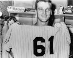 Roger Maris: 61 Home Runs in 1961