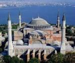 The Hagia Sophia