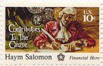 salomon stamp